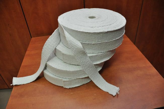 Banda fibra ceramica