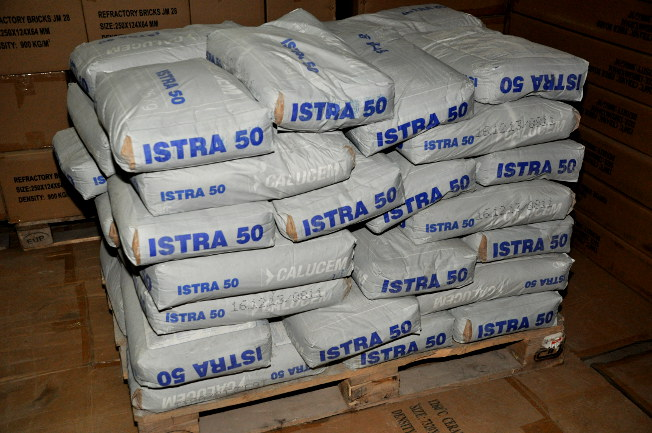 Ciment refractar 50 %
