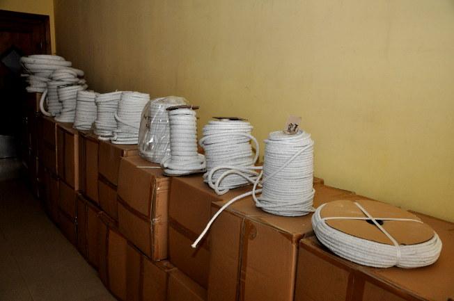 Snur fibra ceramica