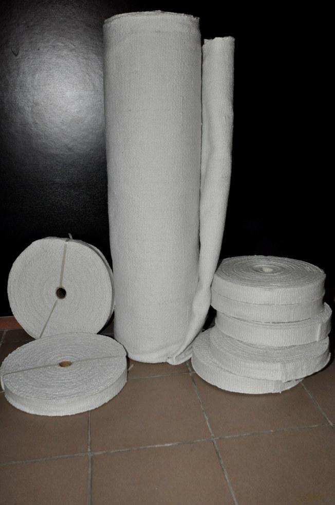 Tesatura fibra ceramica